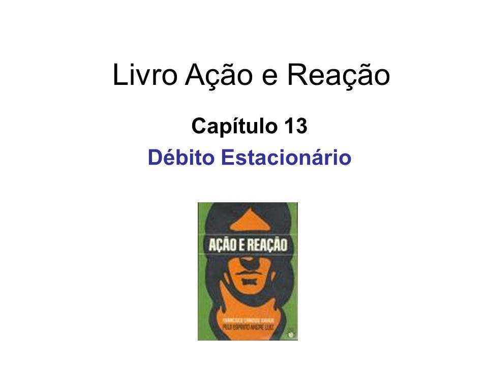 Capítulo 13 Débito Estacionário