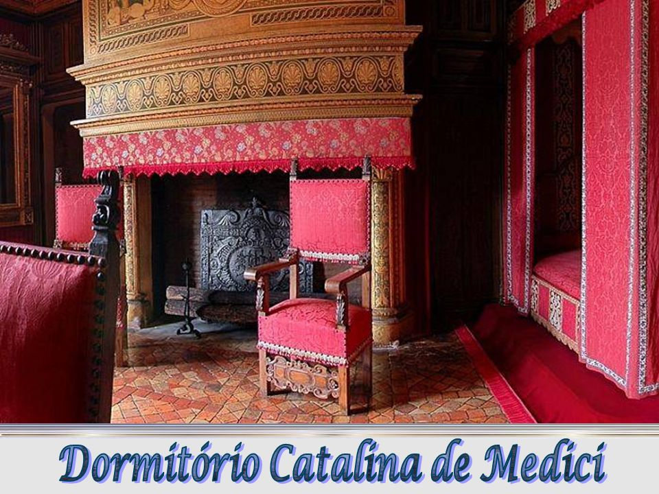 Dormitório Catalina de Medici