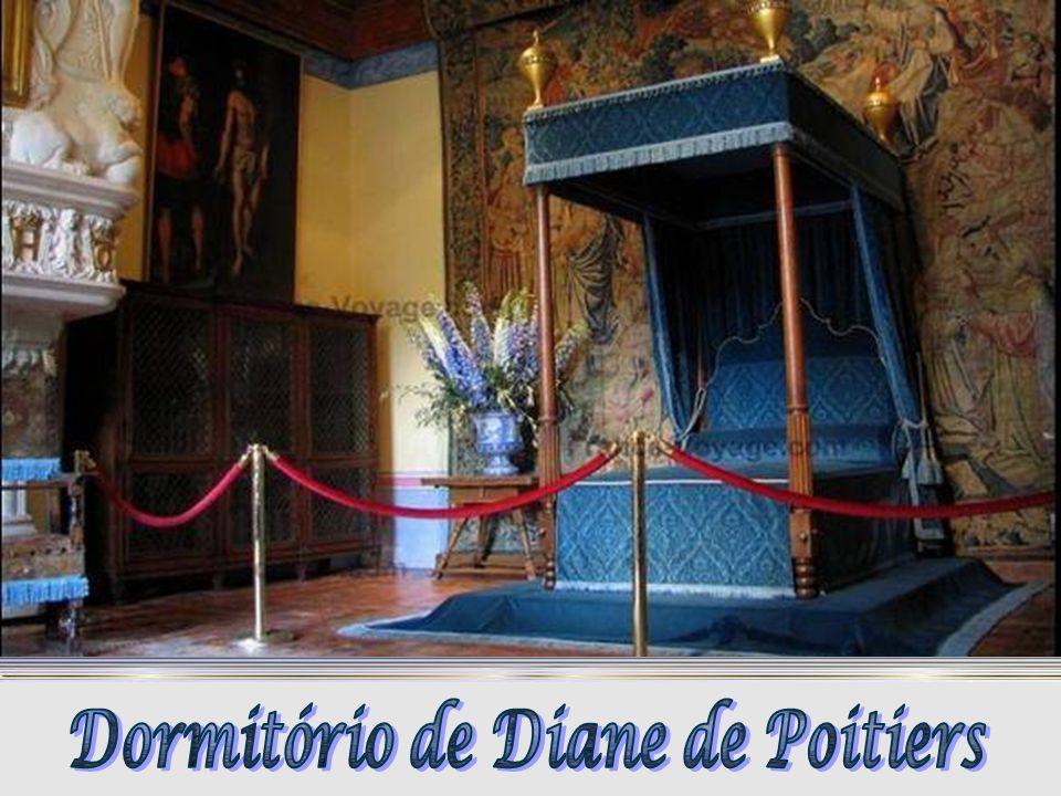 Dormitório de Diane de Poitiers
