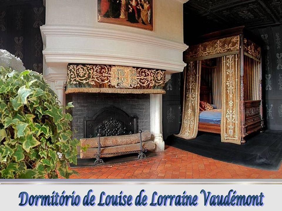 Dormitório de Louise de Lorraine Vaudémont