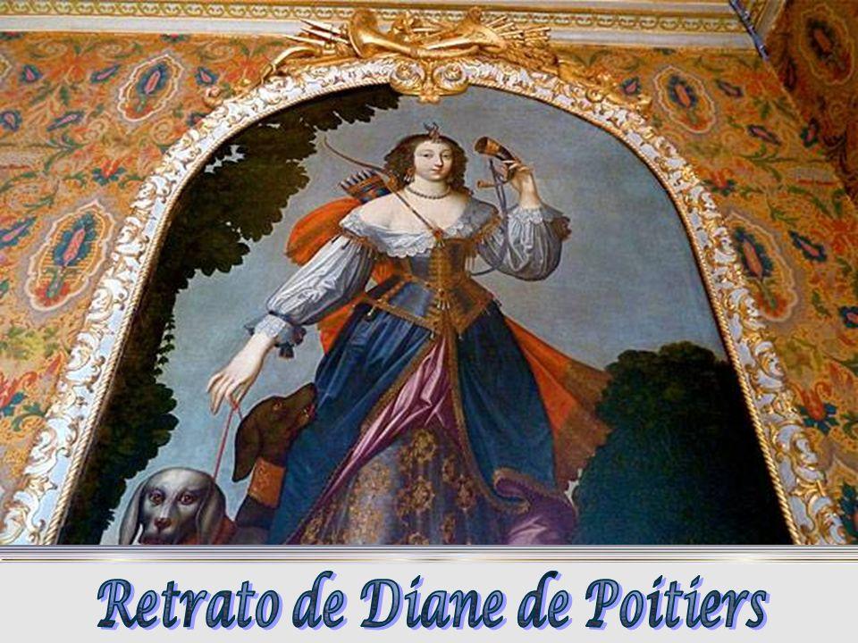 Retrato de Diane de Poitiers