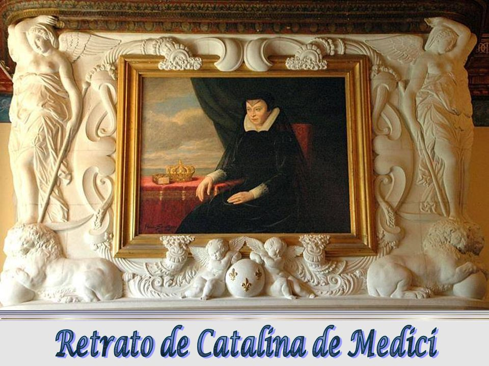 Retrato de Catalina de Medici