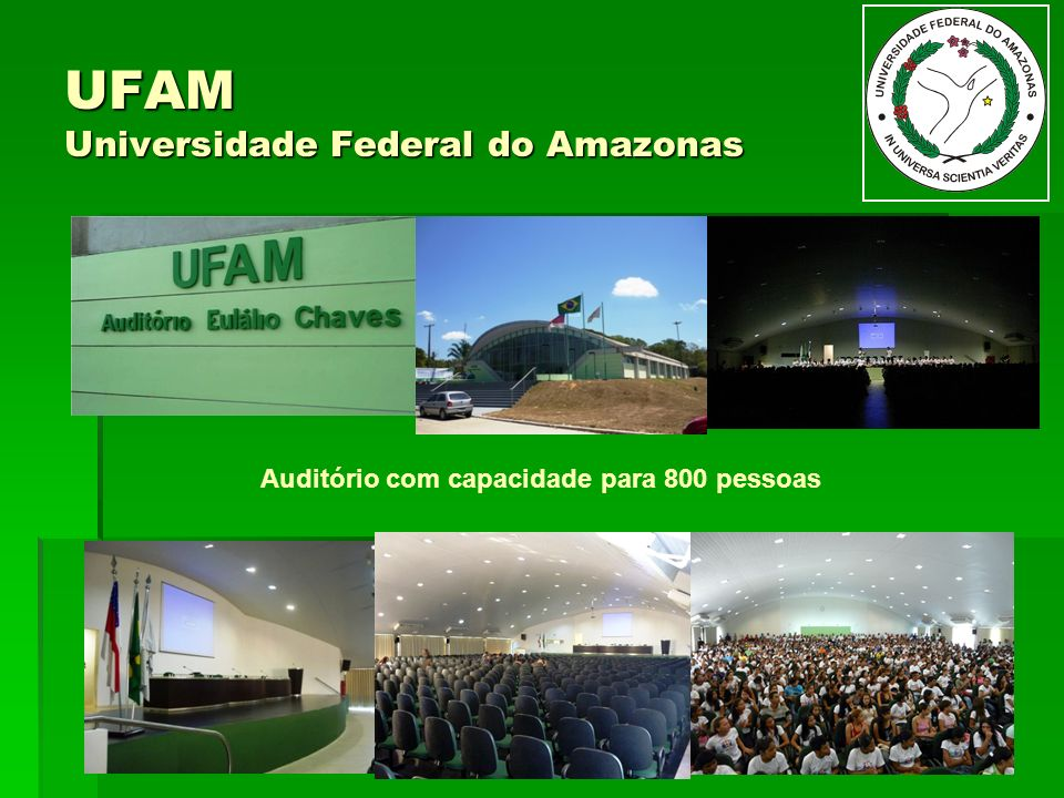 UFAM Universidade Federal do Amazonas