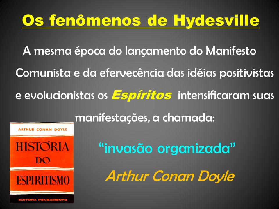 Os fenômenos de Hydesville