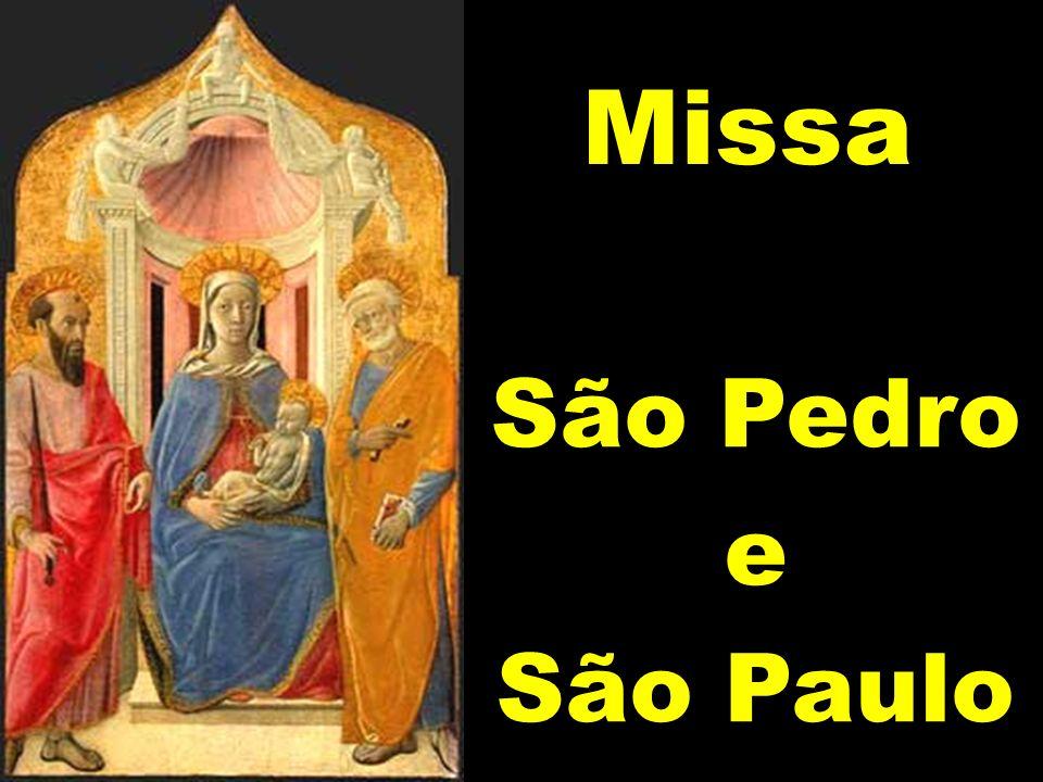 Missa São Pedro e São Paulo