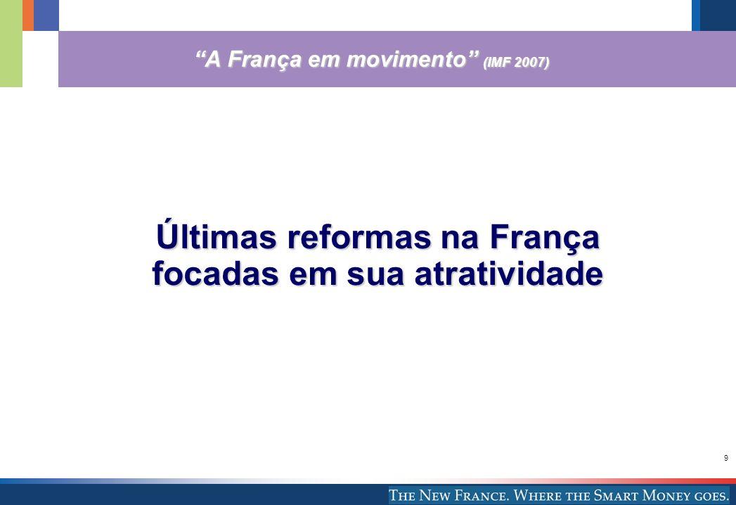 A França em movimento (IMF 2007)