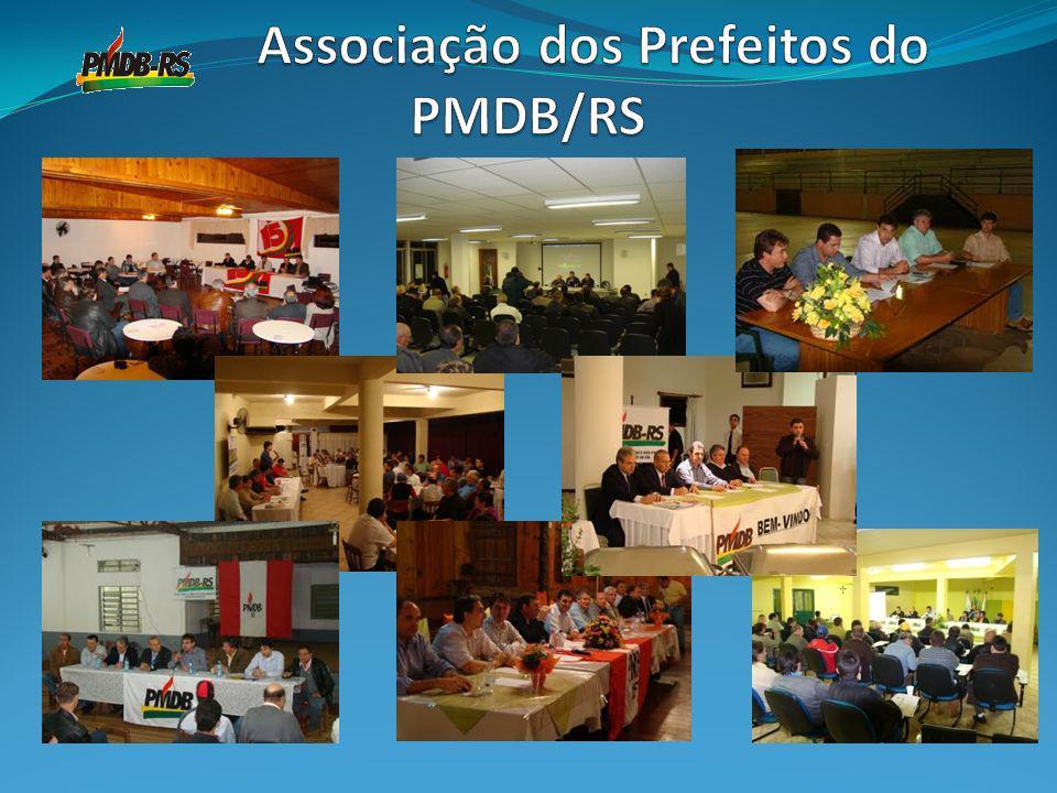 Associação dos Prefeitos do PMDB/RS
