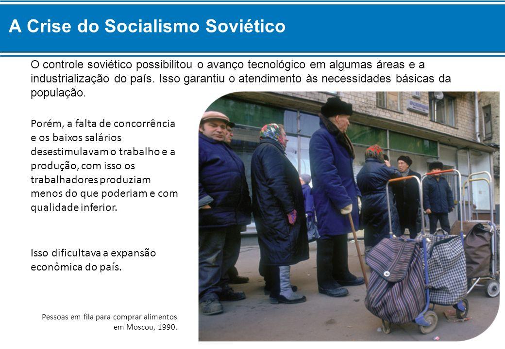 A Crise do Socialismo Soviético