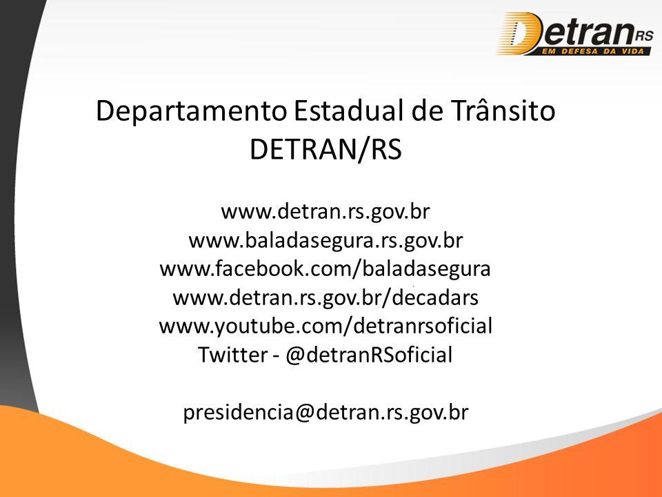 Departamento Estadual de Trânsito DETRAN/RS