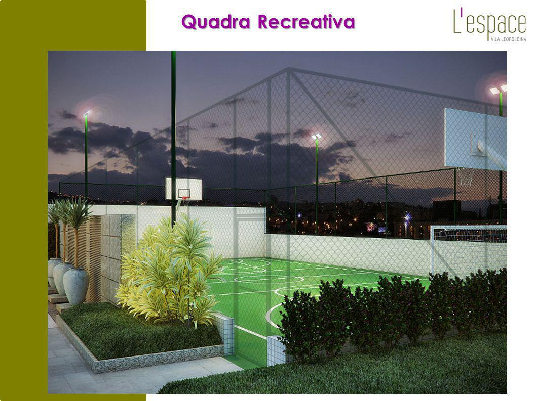 Quadra Recreativa 23
