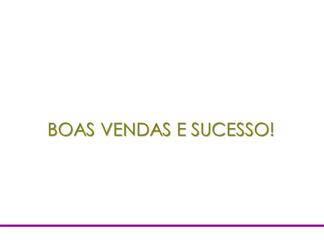 BOAS VENDAS E SUCESSO! 33