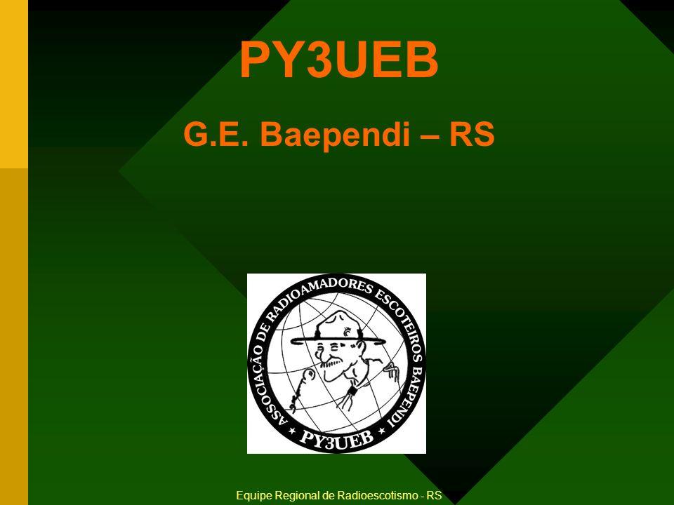 Equipe Regional de Radioescotismo - RS