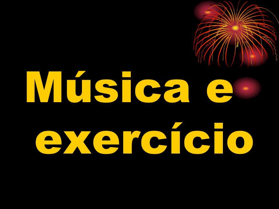 Música e exercício