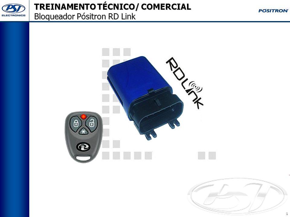 Duoblock RD Link – DB135 Alarme para Motocicletas + Bloqueador RDS