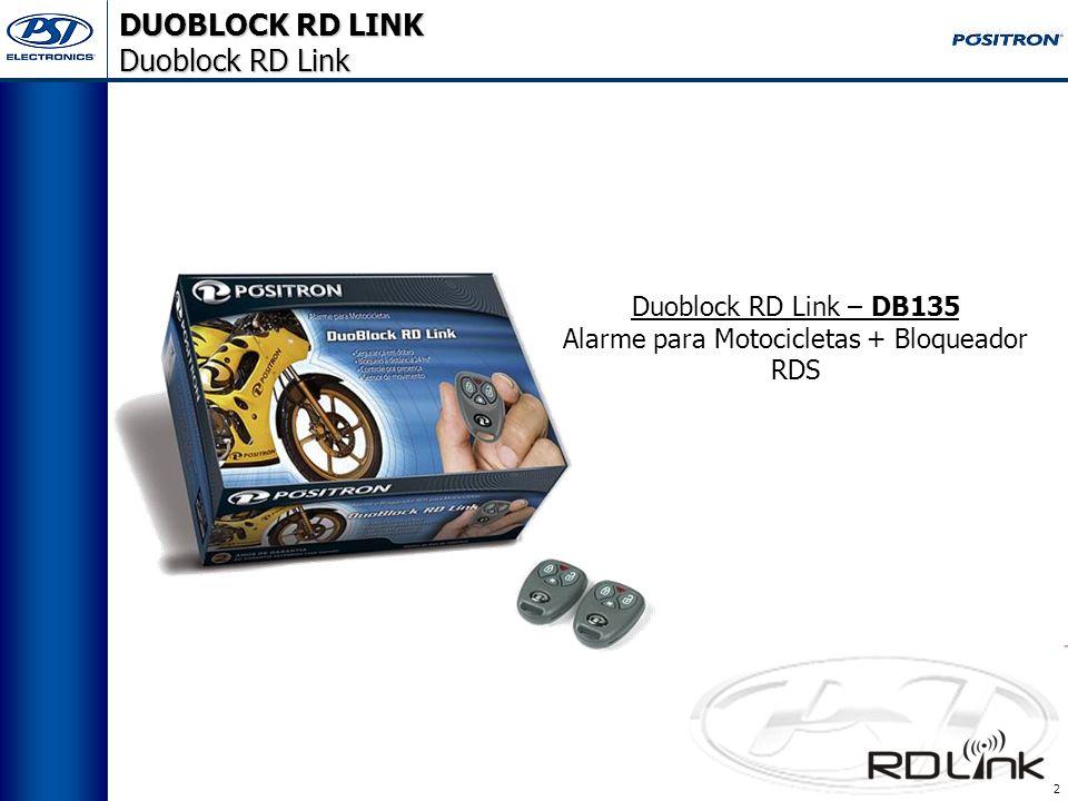 DUOBLOCK RD LINK Componentes