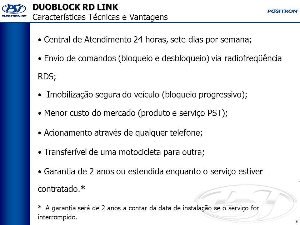 DUOBLOCK RD LINK Diferença entre Bloqueadores e Rastreadores Pósitron.