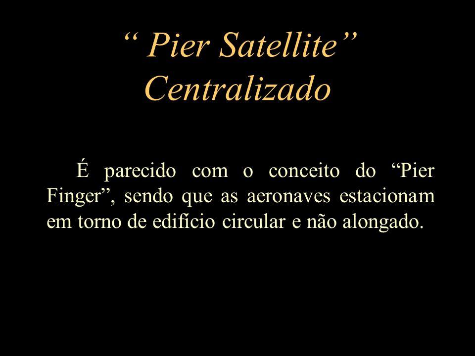 Pier Satellite Centralizado
