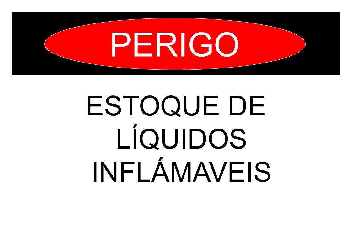 ESTOQUE DE LÍQUIDOS INFLÁMAVEIS