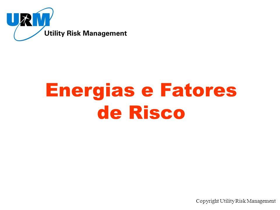 Energias e Fatores de Risco