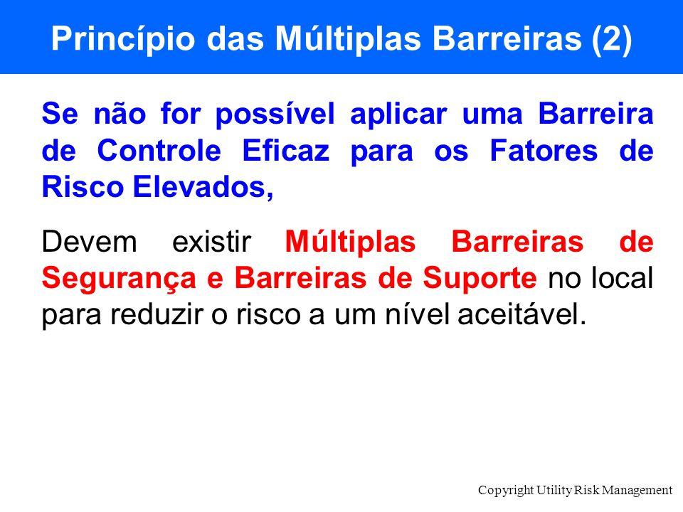Princípio das Múltiplas Barreiras (2)