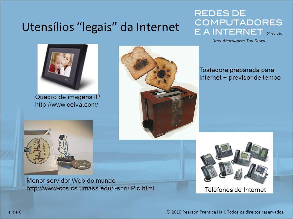 Utensílios legais da Internet