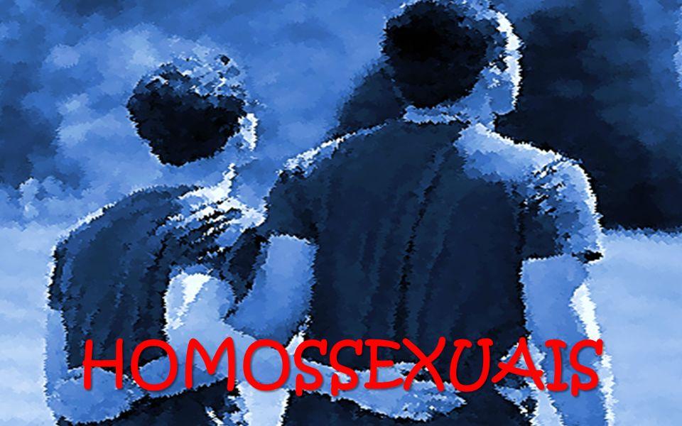 HOMOSSEXUAIS