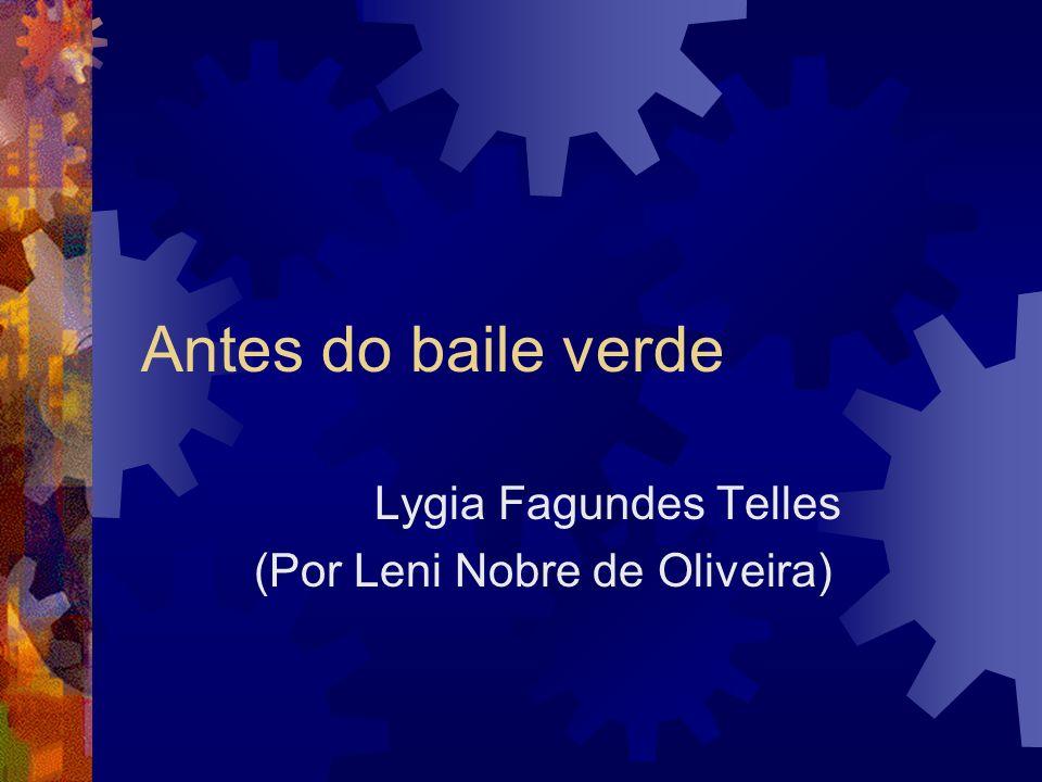 Lygia Fagundes Telles (Por Leni Nobre de Oliveira)