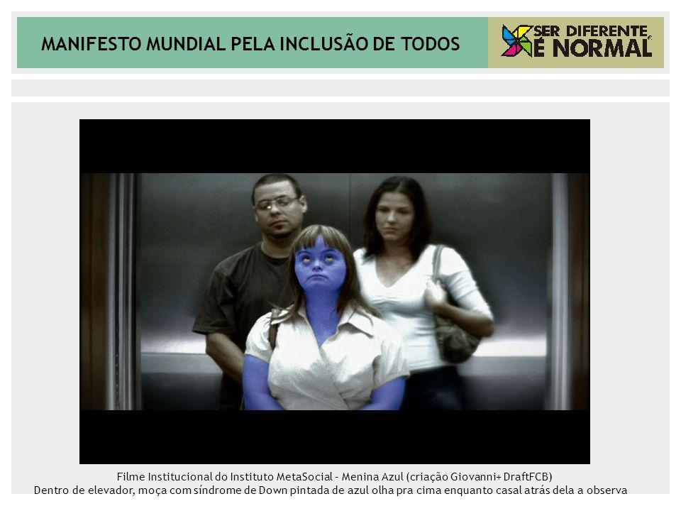 Filme Institucional do Instituto MetaSocial – Menina Azul (criação Giovanni+ DraftFCB)