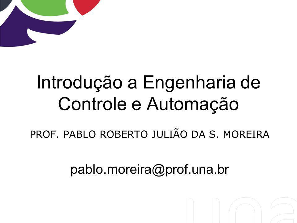 Introdução a Engenharia de Controle e Automação