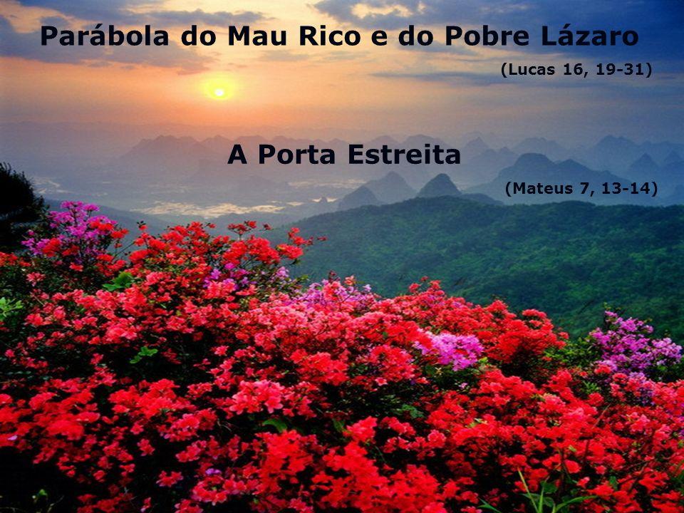 Parábola do Mau Rico e do Pobre Lázaro
