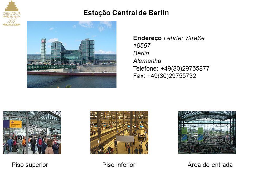 Estação Central de Berlin