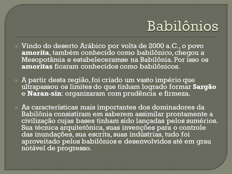 Babilônios