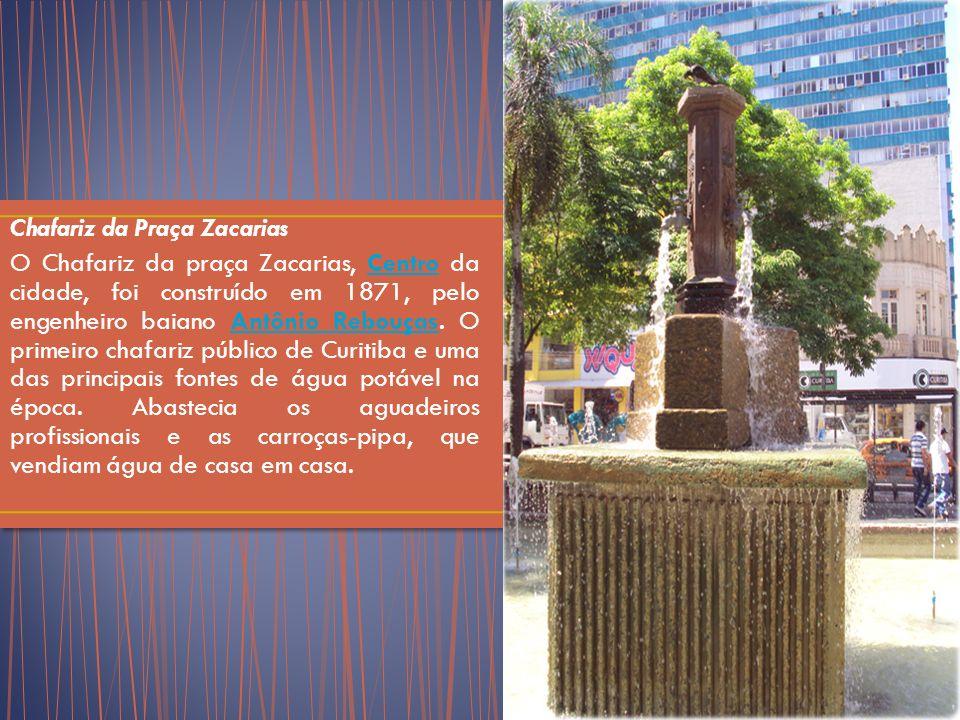 Chafariz da Praça Zacarias