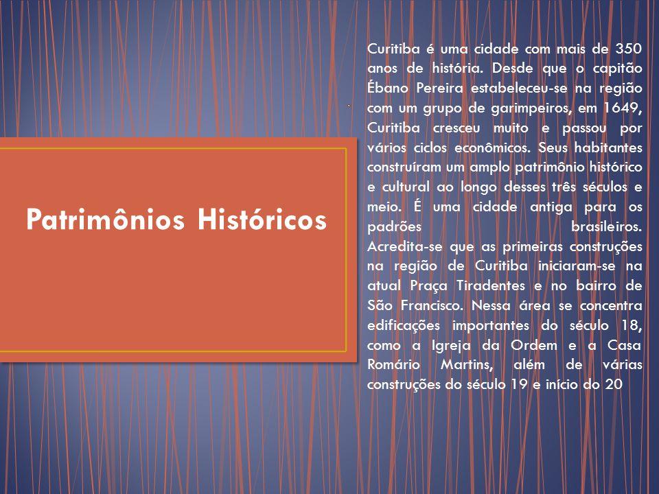 Patrimônios Históricos