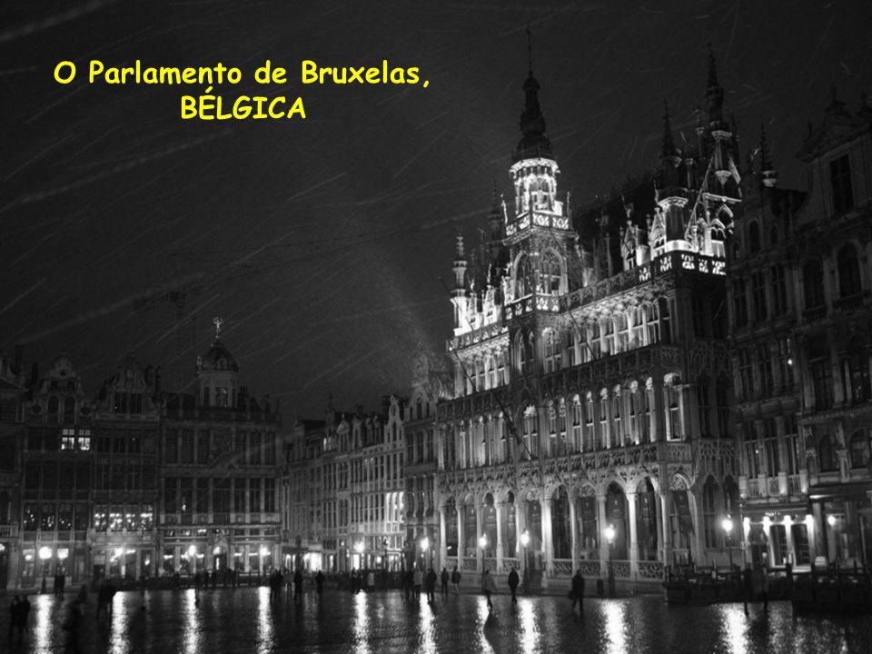 O Parlamento de Bruxelas,