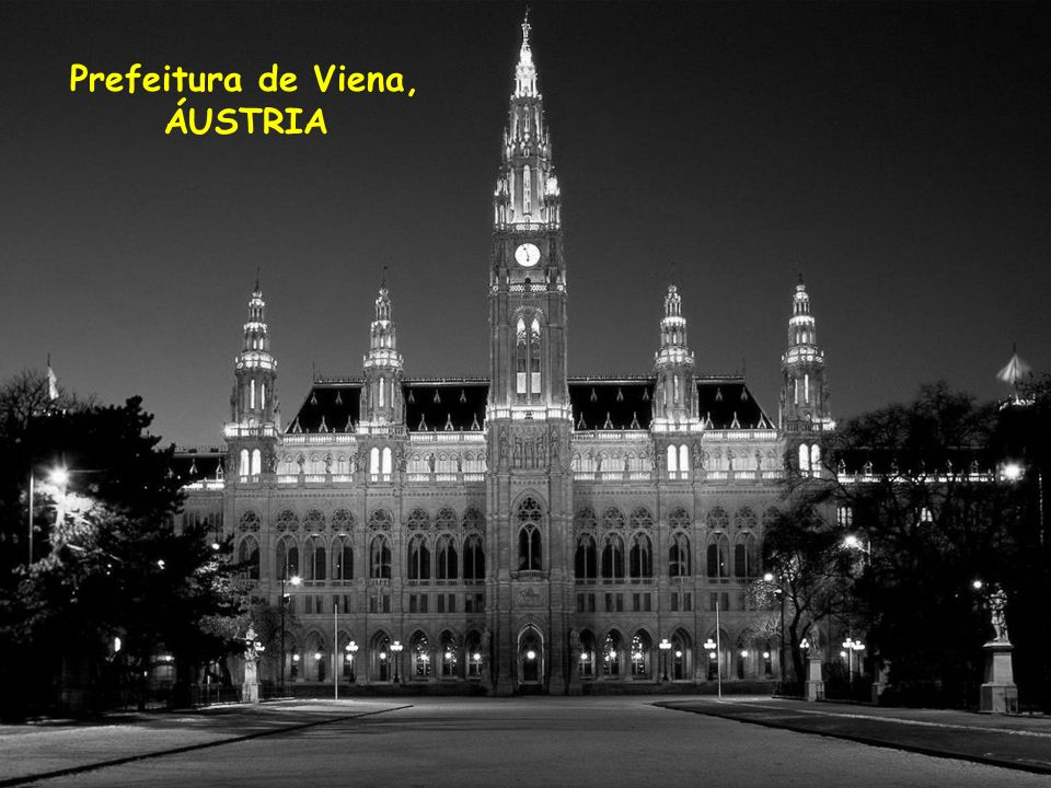 Prefeitura de Viena, ÁUSTRIA
