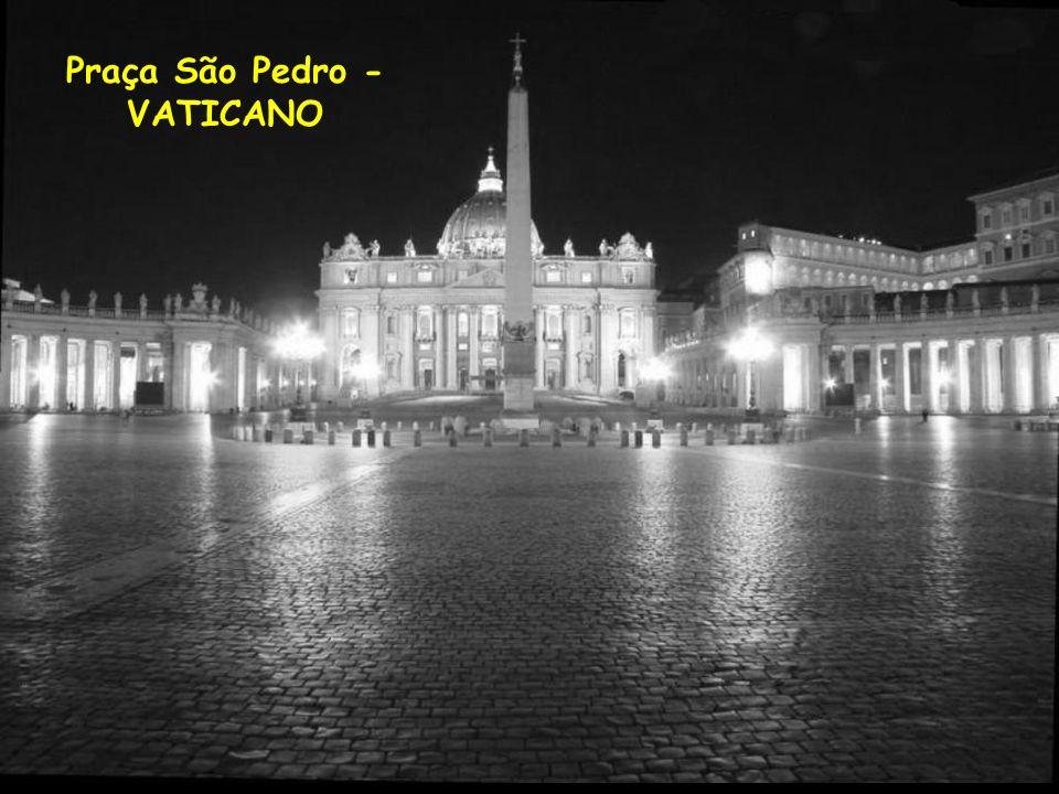Praça São Pedro - VATICANO