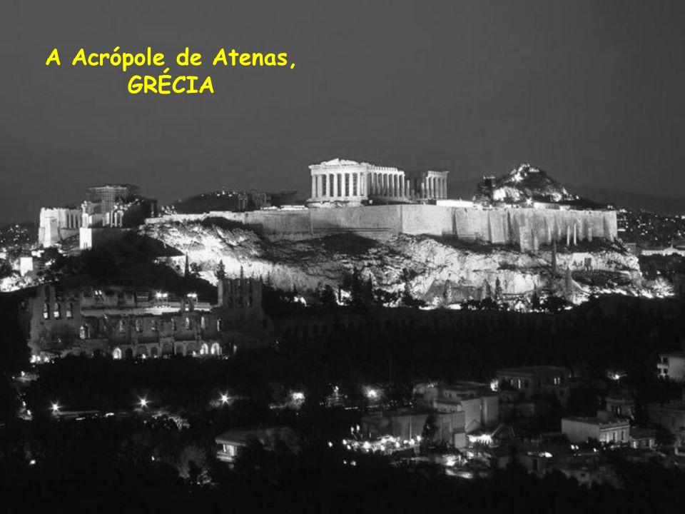 A Acrópole de Atenas, GRÉCIA