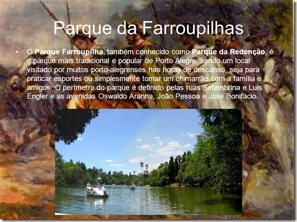 Parque da Farroupilhas