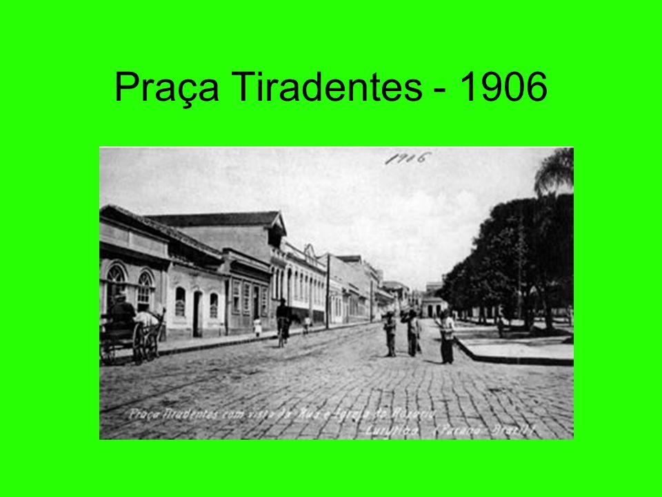 Praça Tiradentes - 1906 16