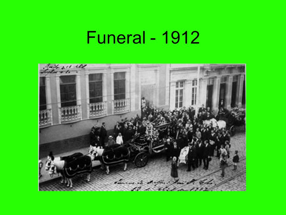 Funeral - 1912 20
