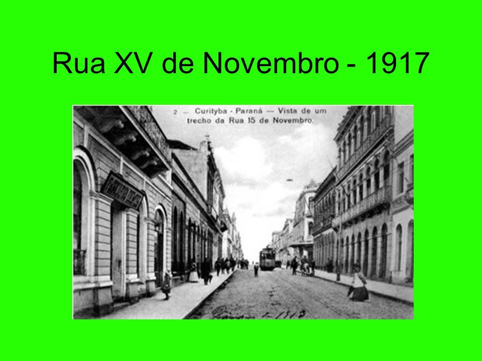 Rua XV de Novembro - 1917 29