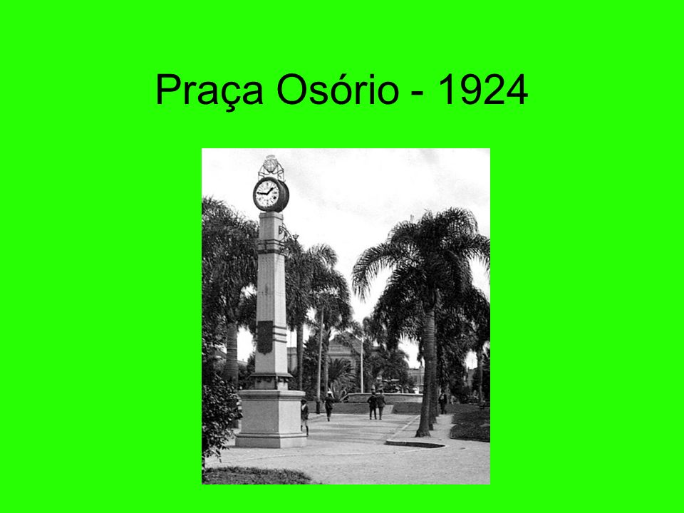 Praça Osório - 1924 31