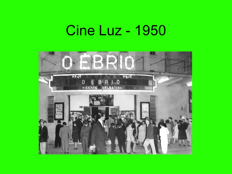 Cine Luz - 1950 57
