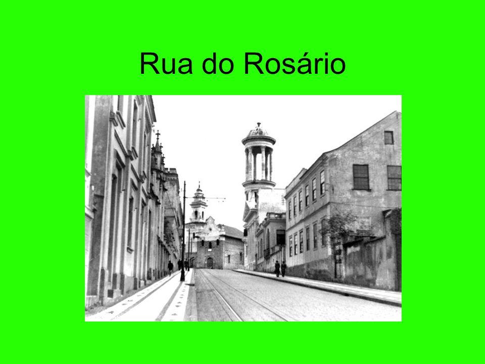 Rua do Rosário 61