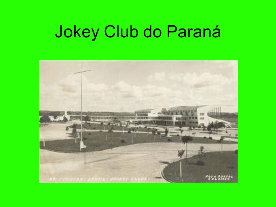 Jokey Club do Paraná 69