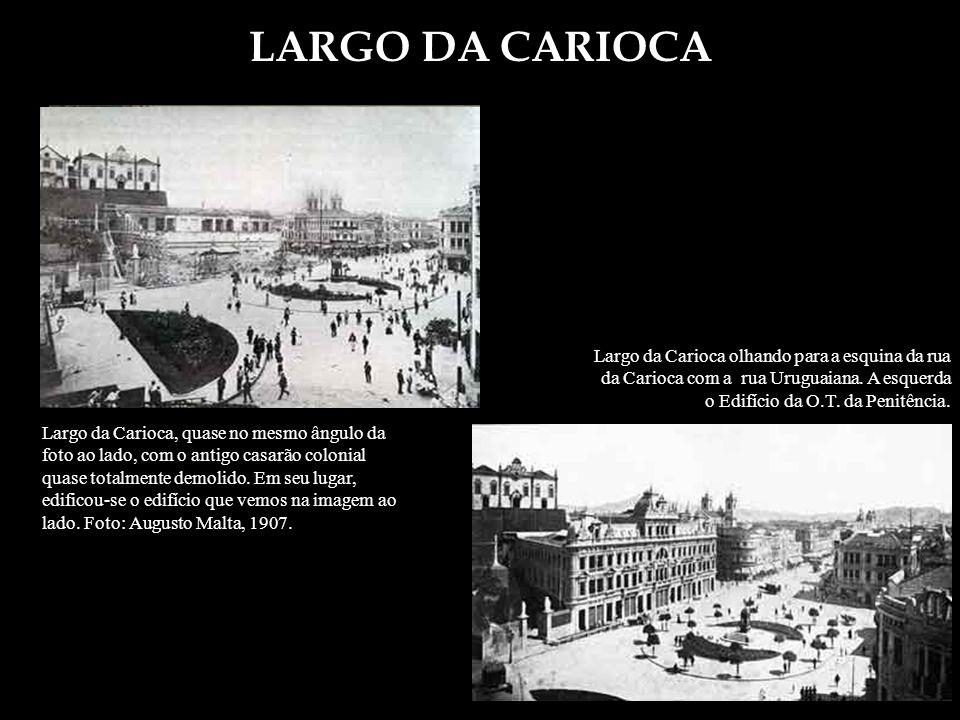 LARGO DA CARIOCA LARGO DA CARIOCA