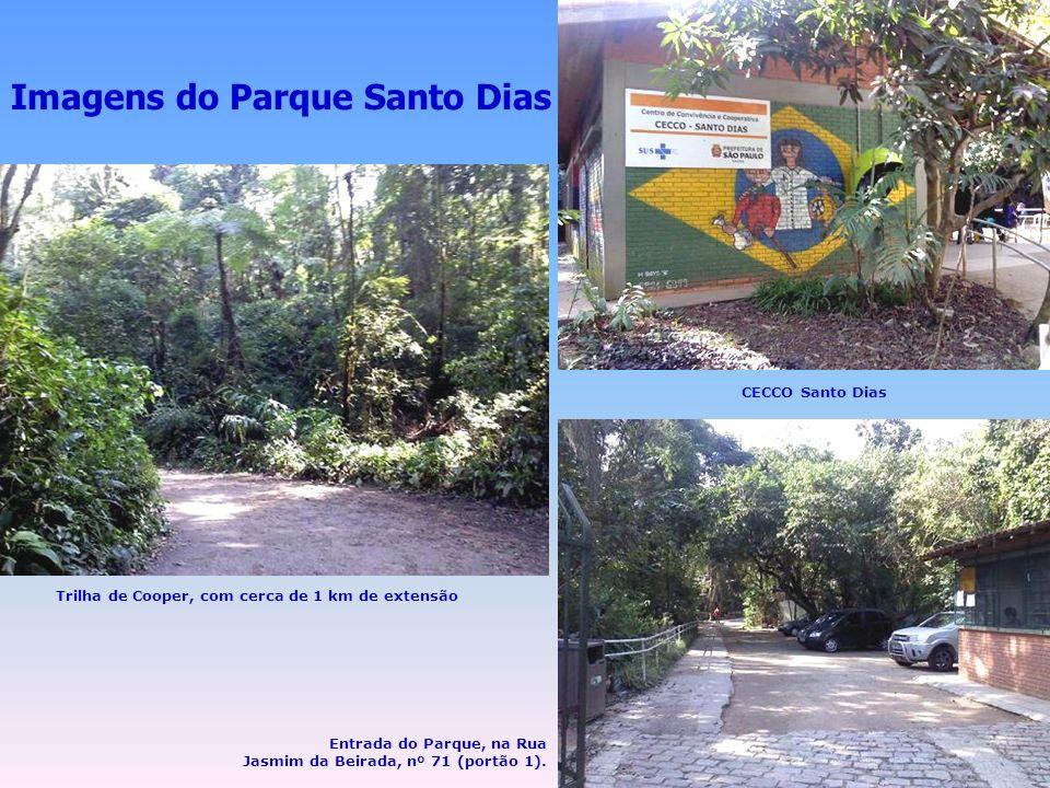 Imagens do Parque Santo Dias