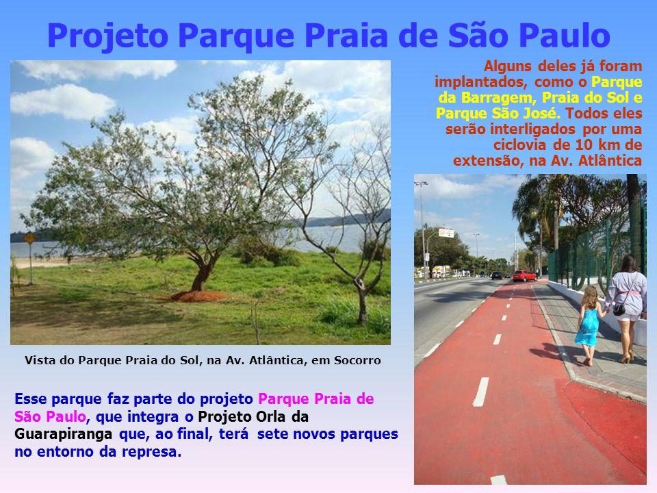 Projeto Parque Praia de São Paulo