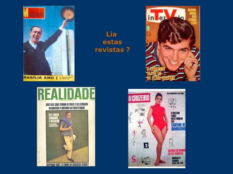 Lia estas revistas
